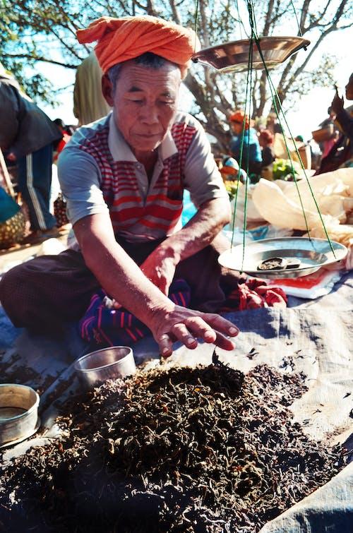 Безкоштовне стокове фото на тему «Азія, ринок, чай»