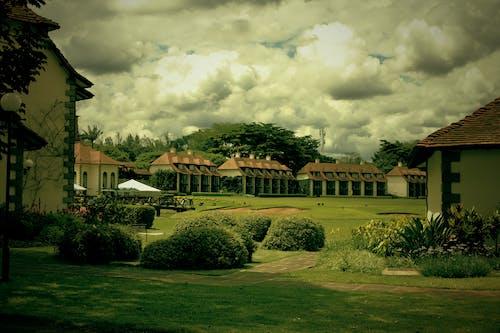 建造, 旅館, 高爾夫球場 的 免费素材照片