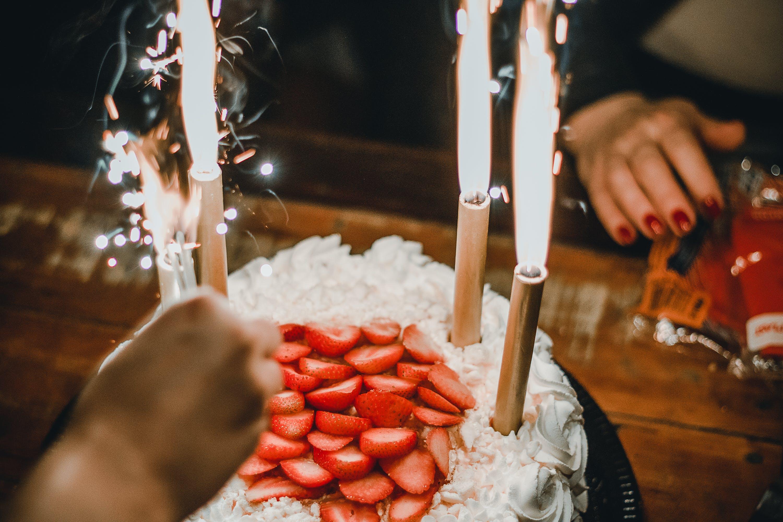 birthday, birthday cake, birthday gift