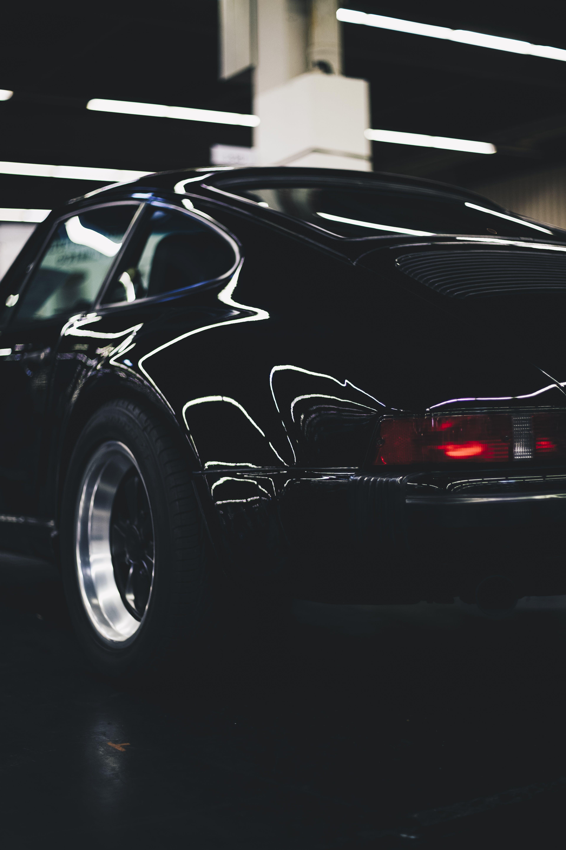 Photo of Black Porsche