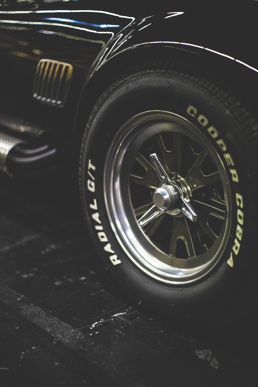 Vehicle With Cooper Cobra Tire