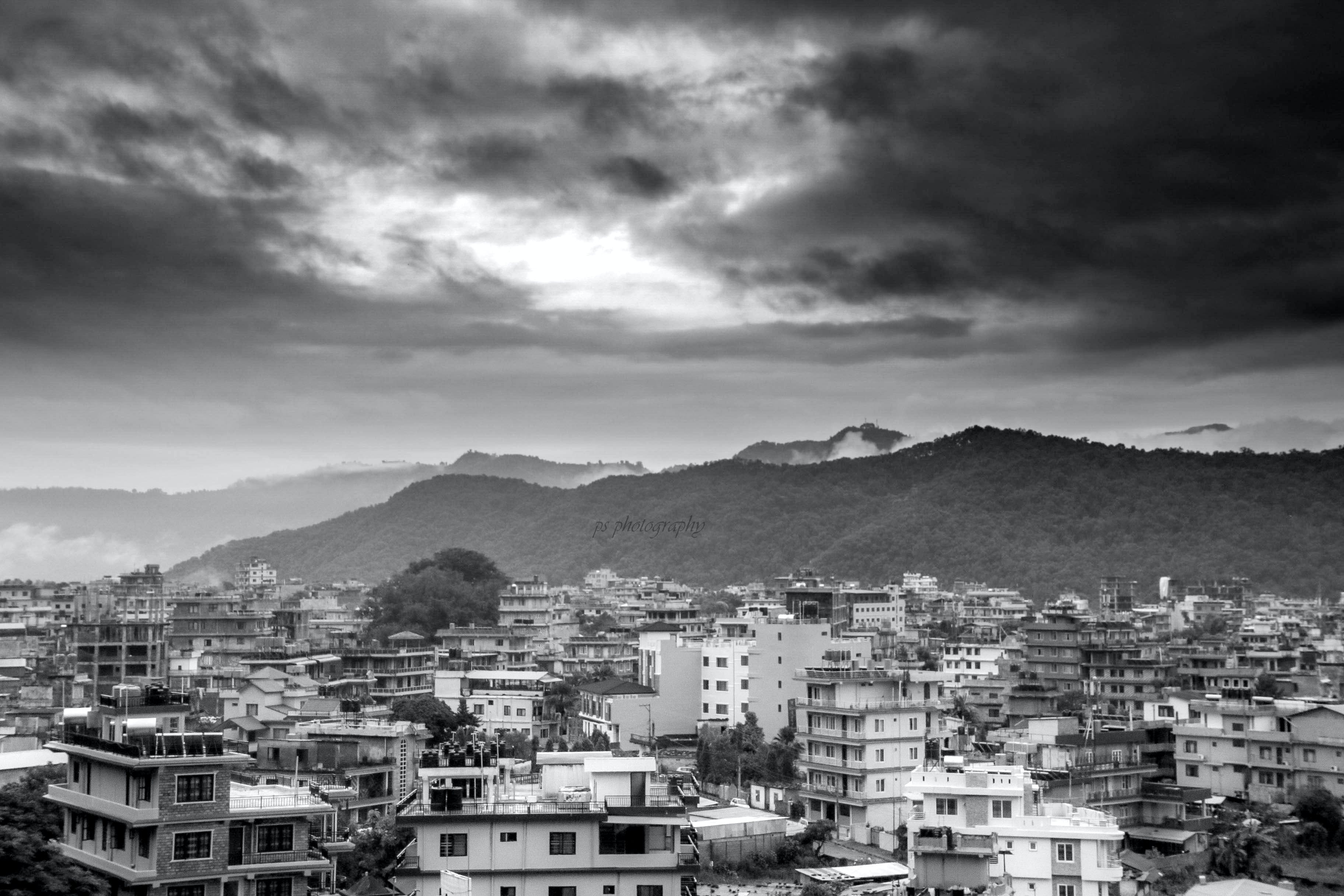 Free stock photo of pokhara city