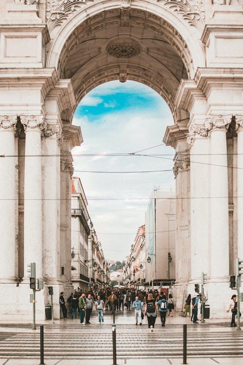 architektura, budova, cestování