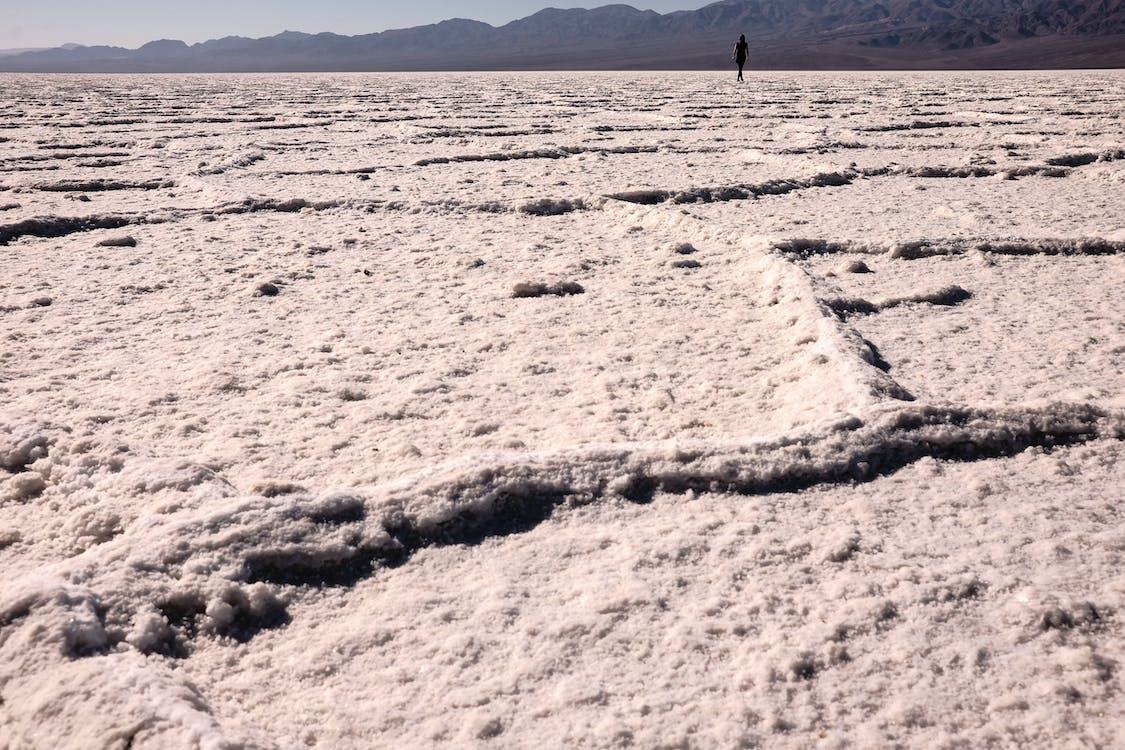 çöl, ölüm vadisi, ölüm vadisi milli parkı içeren Ücretsiz stok fotoğraf