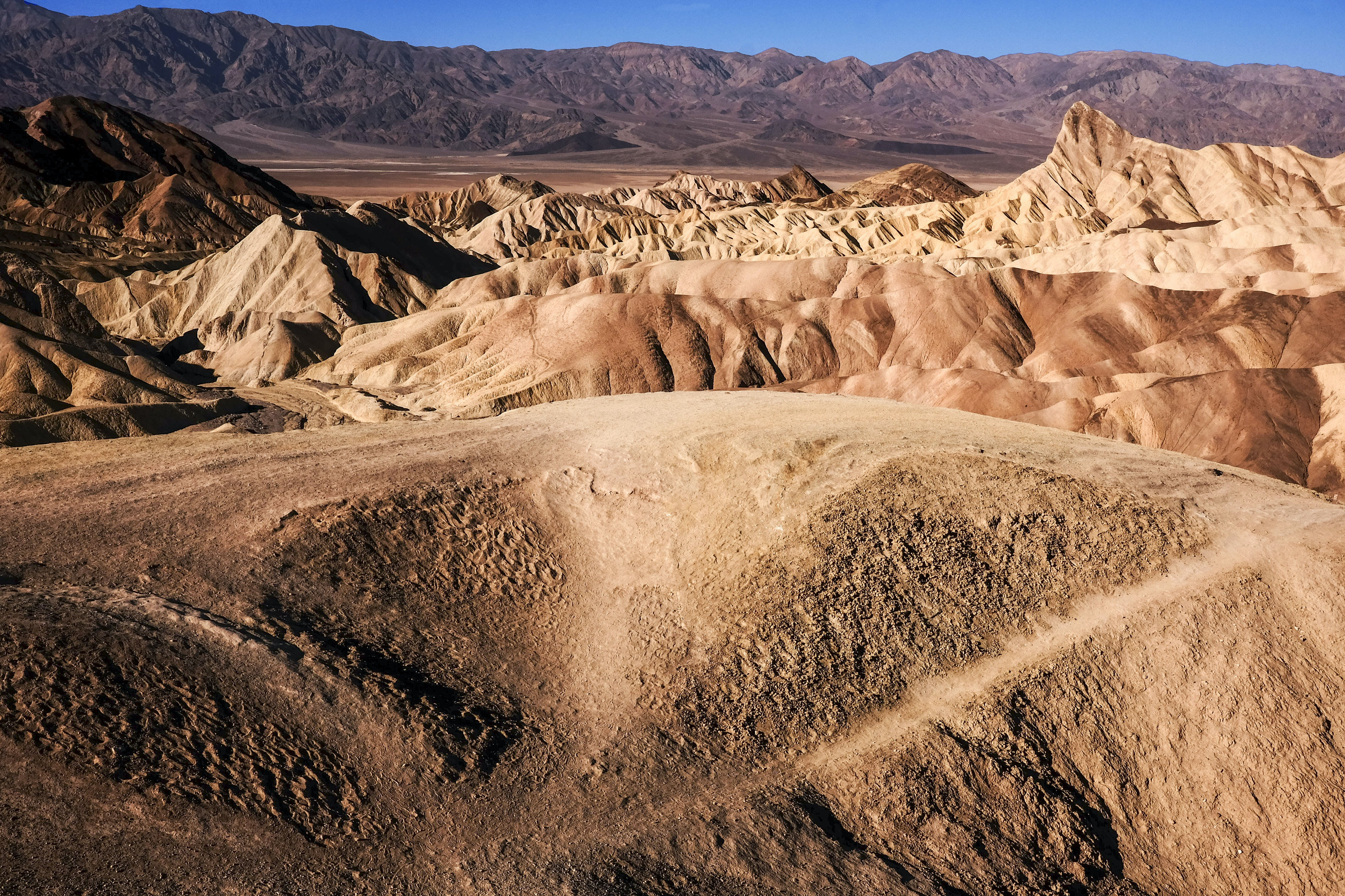 Free stock photo of death valley, death valley national park, desert, mountains