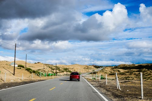 天空, 沙漠 的 免費圖庫相片