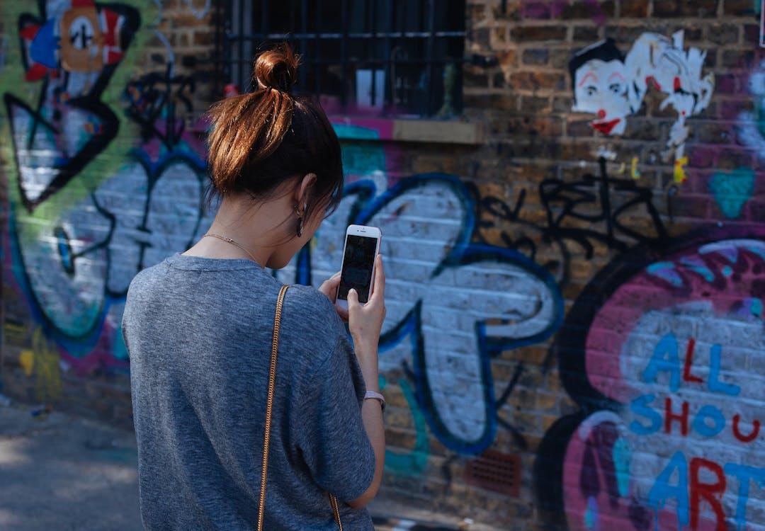 adult, artă, artă stradală