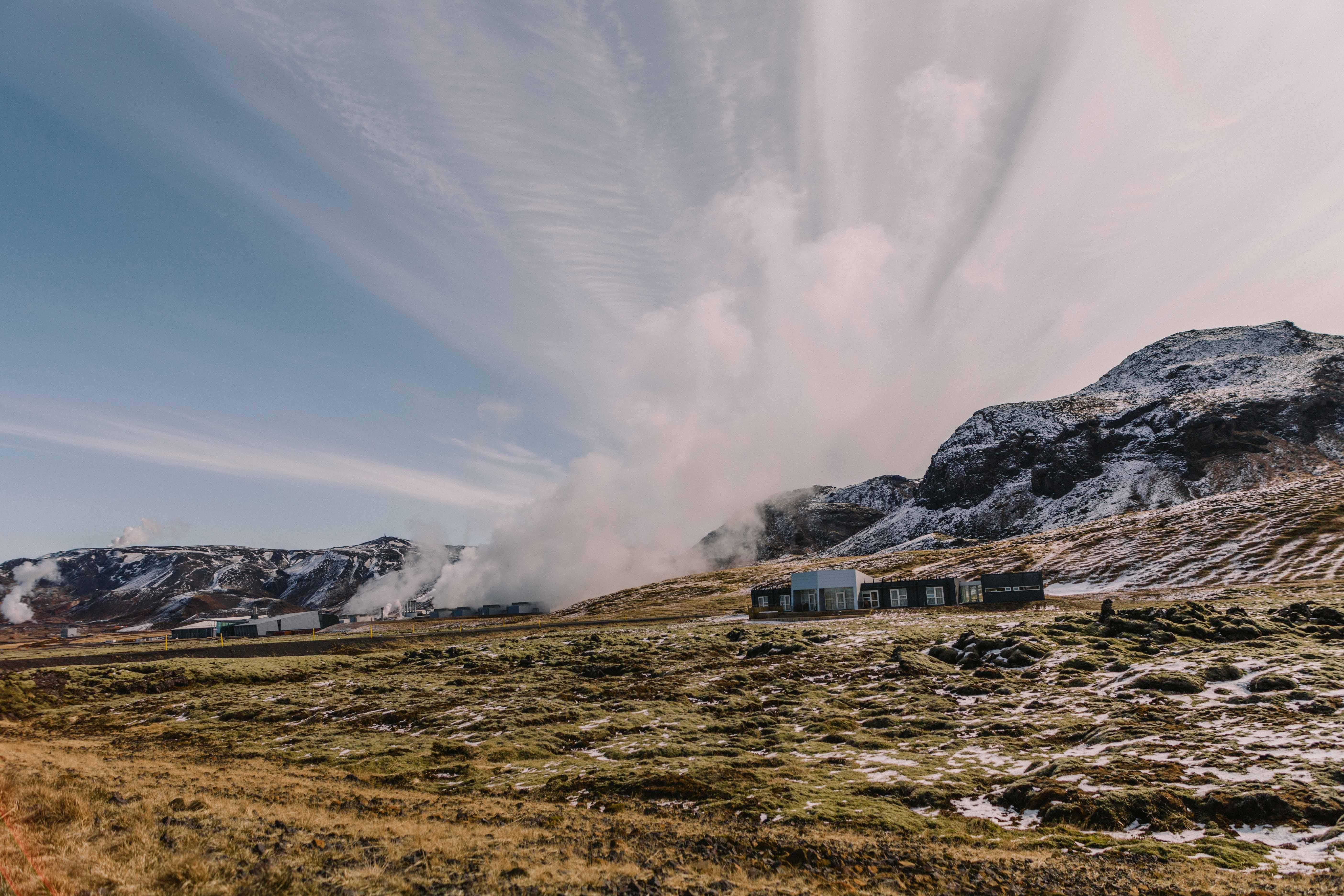 bulutlar, bulutlu, dağlar, kar içeren Ücretsiz stok fotoğraf