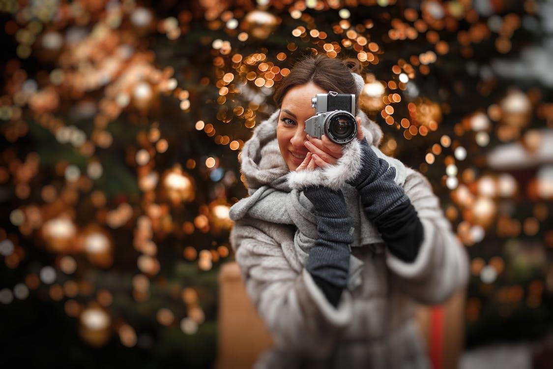 abbigliamento invernale, adulto, catturare