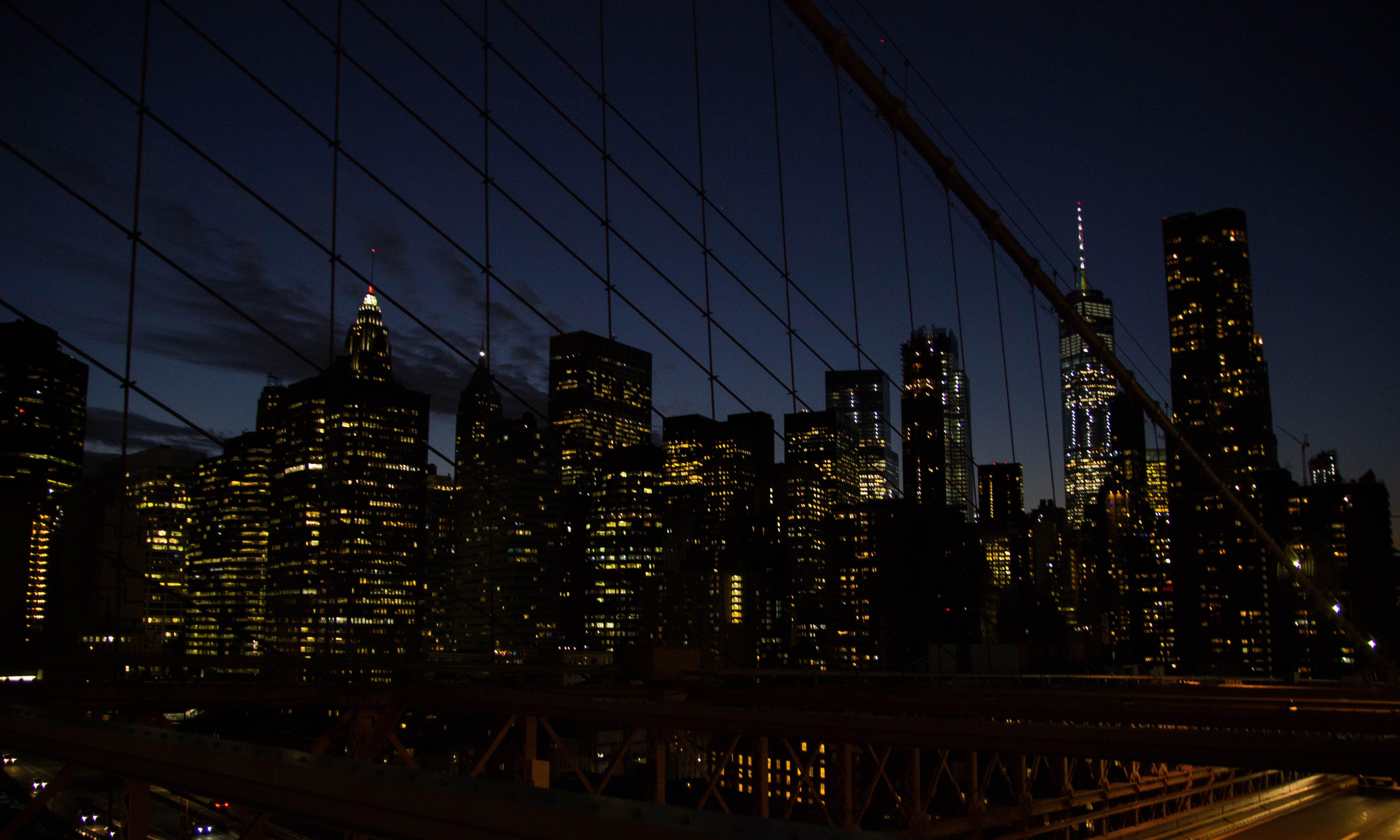 Free stock photo of skyline
