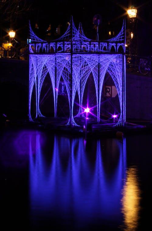 Free stock photo of amsterdam, Amsterdam Light Festival, architecture, art