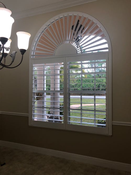 Free stock photo of plantation shutters florida