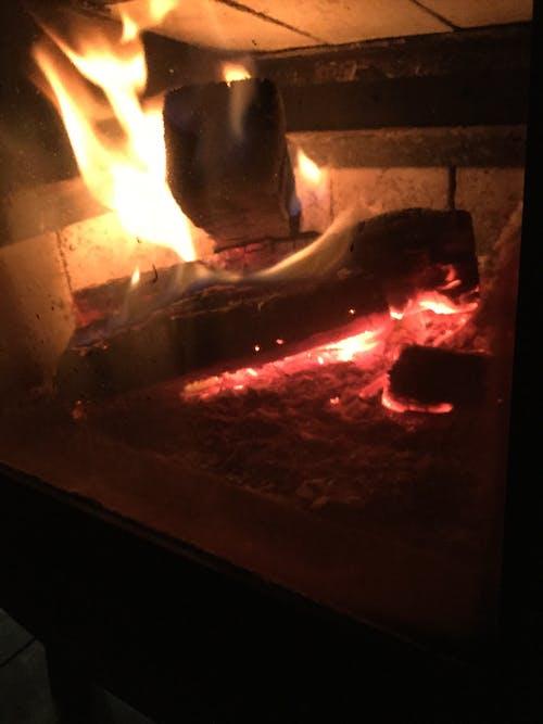 Free stock photo of fire, heat, orange