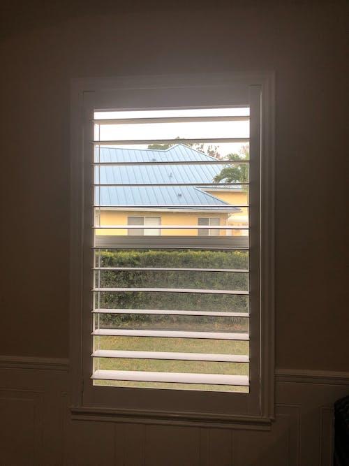 Free stock photo of hardwood, plantation shutters florida, shutter