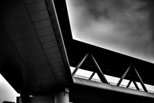 Asya, bina, Hong Kong, köprü içeren Ücretsiz stok fotoğraf
