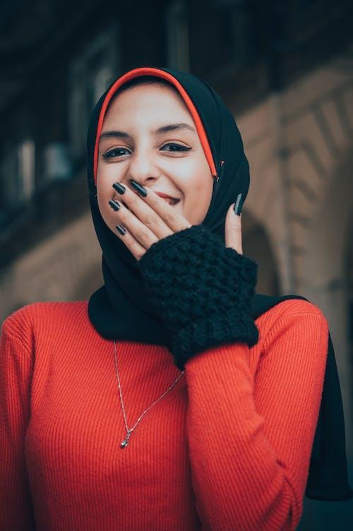 圍巾, 墜飾, 女人, 女士 的 免費圖庫相片