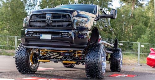 Foto d'estoc gratuïta de camioneta, cotxe, Dodge, esquivar