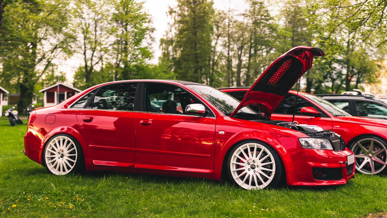 Audi, cotxe