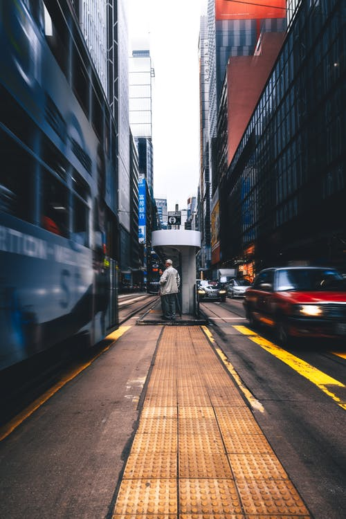 bilar, fordon, gata
