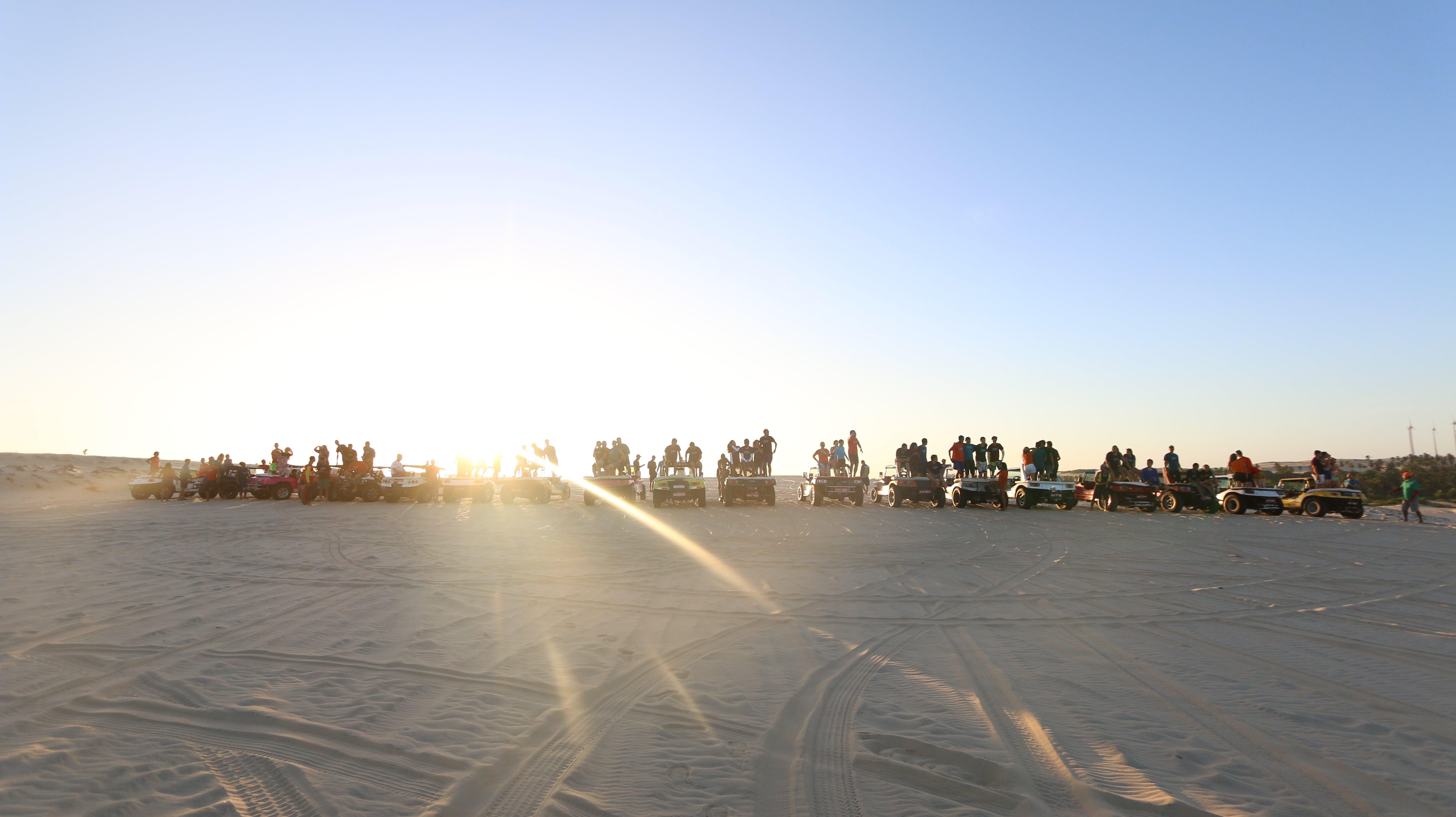Free stock photo of adventure, auto racing, beach, blue sky