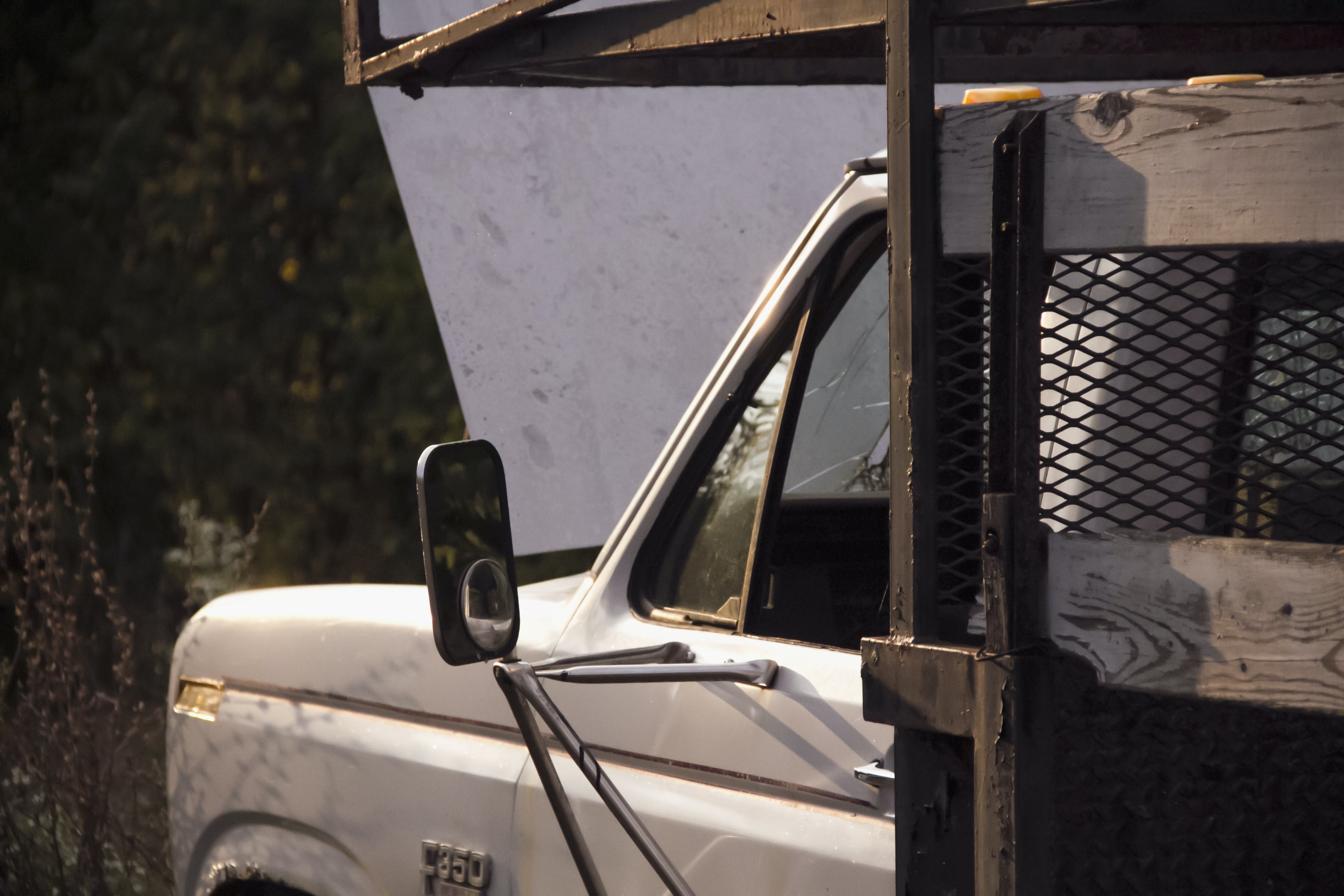 Free stock photo of abandoned, truck