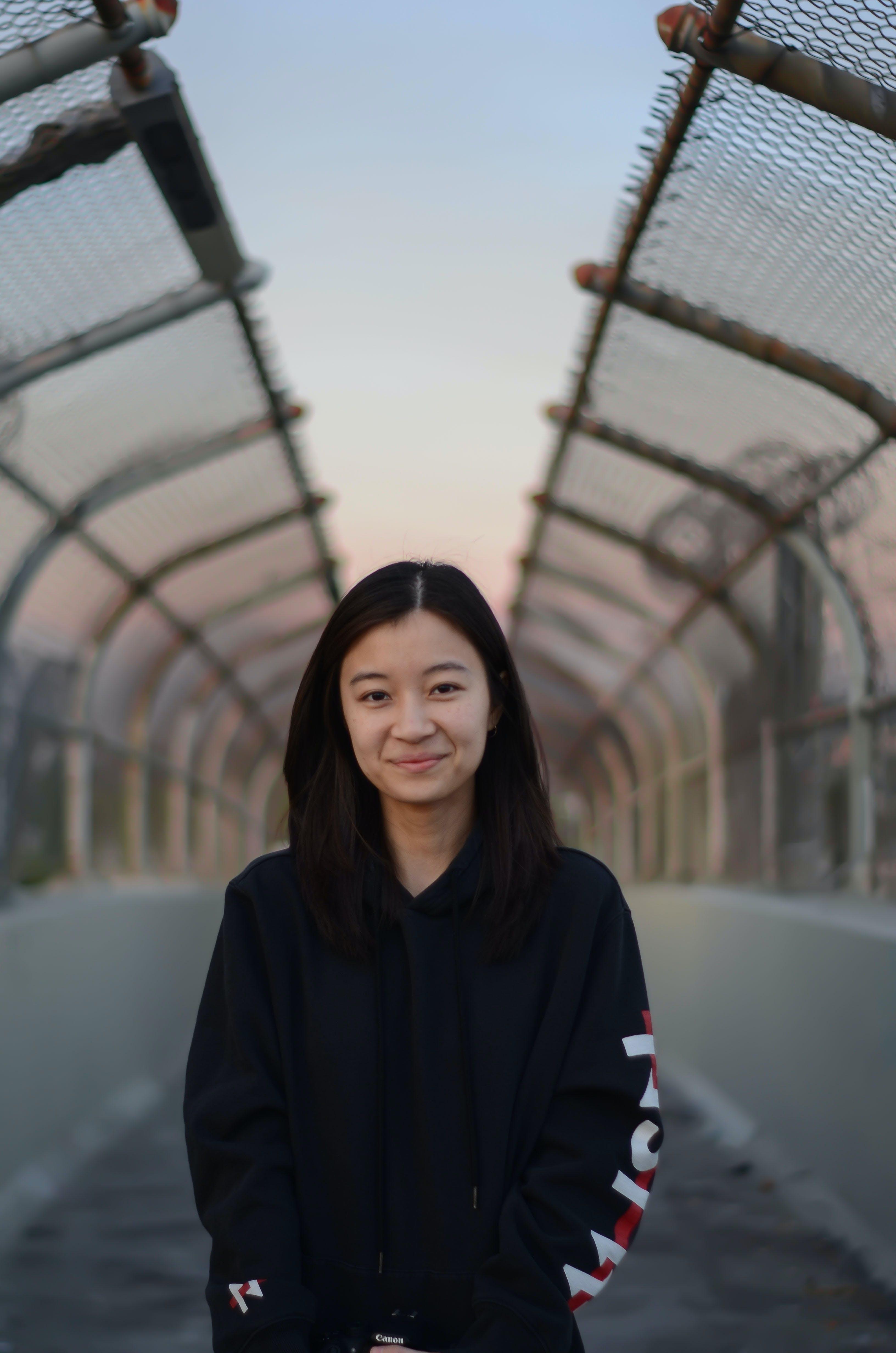 Photo of Girl Wearing Jacket