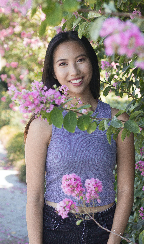 Gratis lagerfoto af blomster, farve, portræt