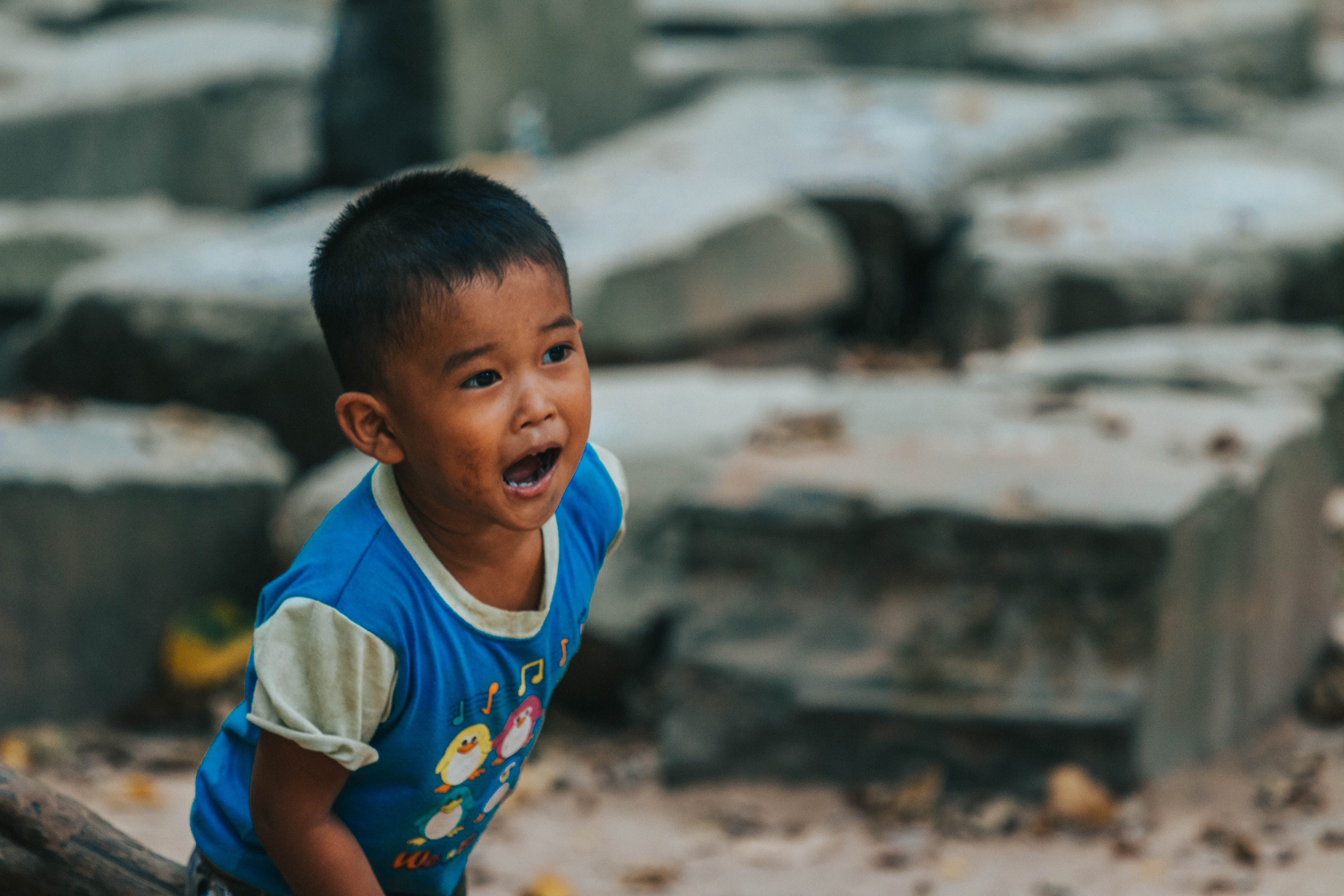 Free stock photo of cambodia, kid, kids, poor children