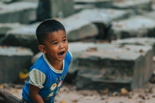 Kostenloses Stock Foto zu arme kinder, kambodscha, kinder