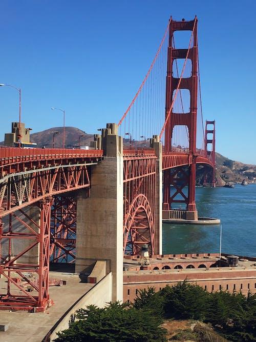 Darmowe zdjęcie z galerii z autostrada, bay bridge, czerwony