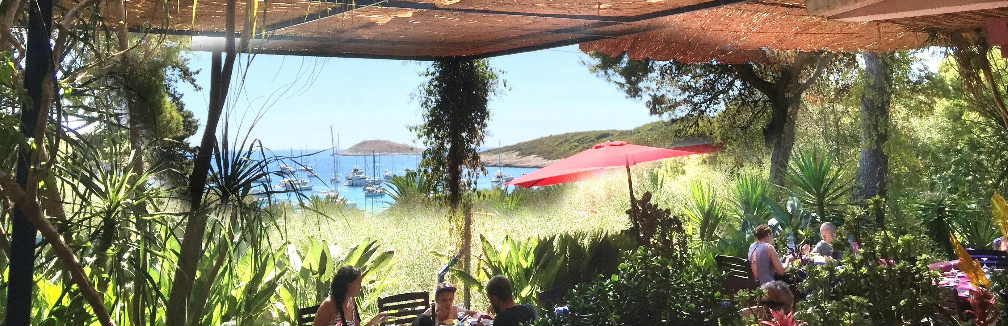 Foto De Stock Gratuita Sobre Restaurante Terraza Verano