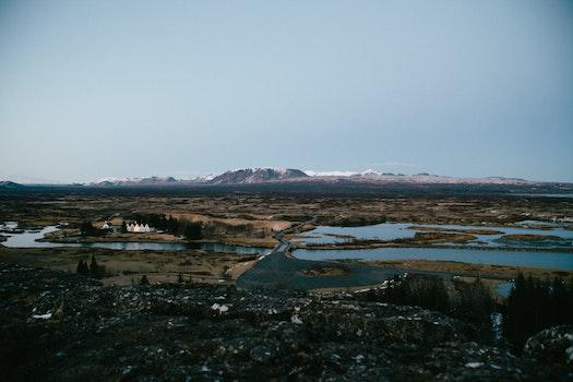 Free stock photo of mountains, river, atlantic ridge