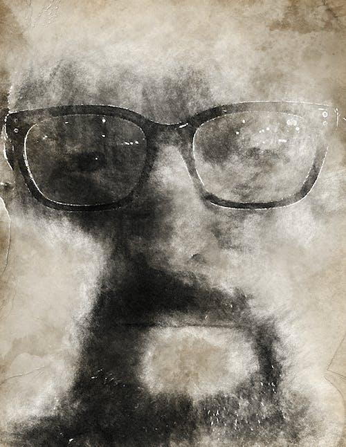 插圖, 肖像, 藝術品 的 免費圖庫相片