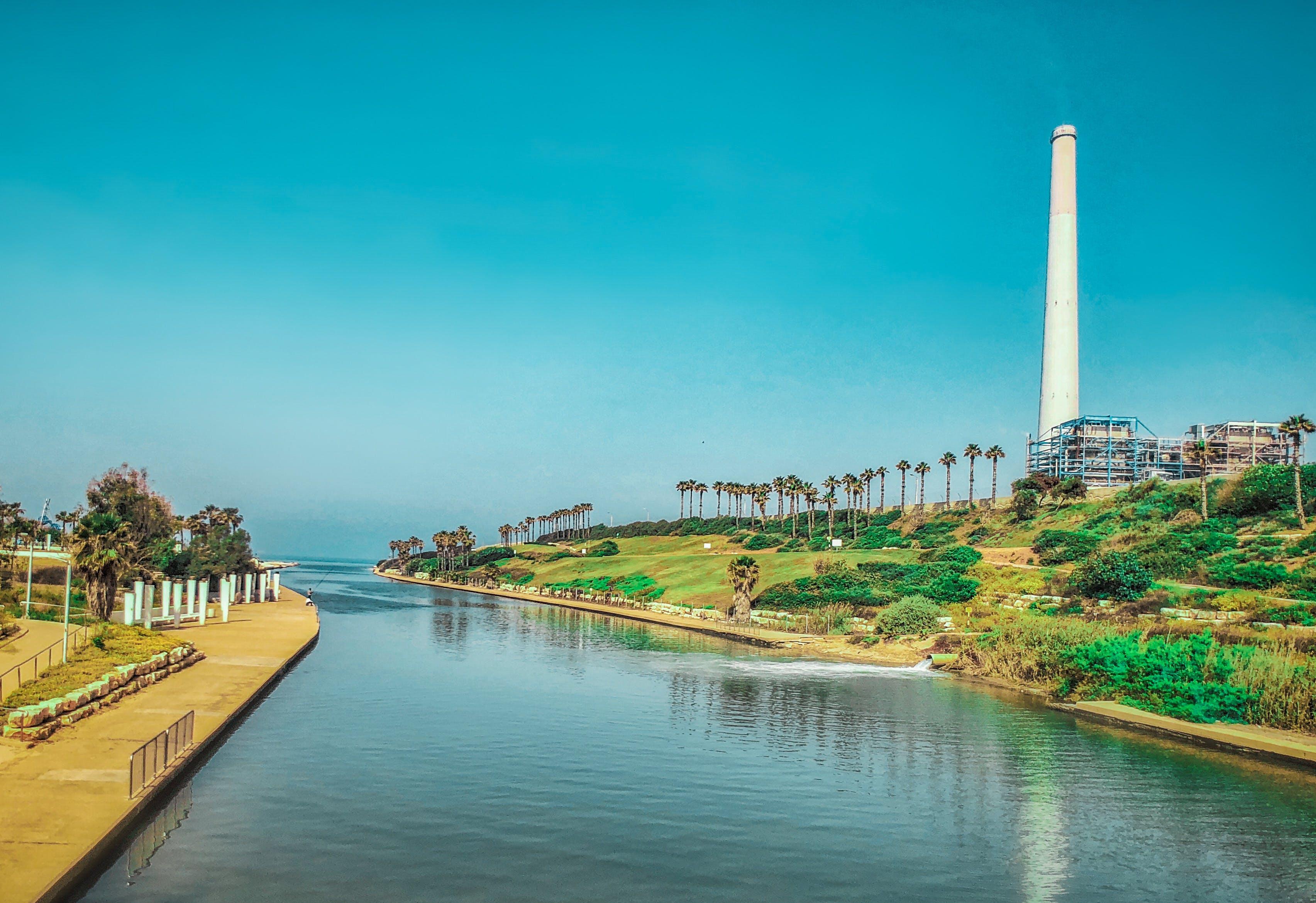 Free stock photo of hadera, Israel, sea, water