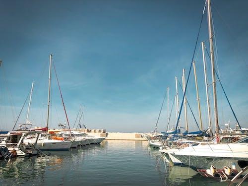 Free stock photo of boat, israel, jaffo