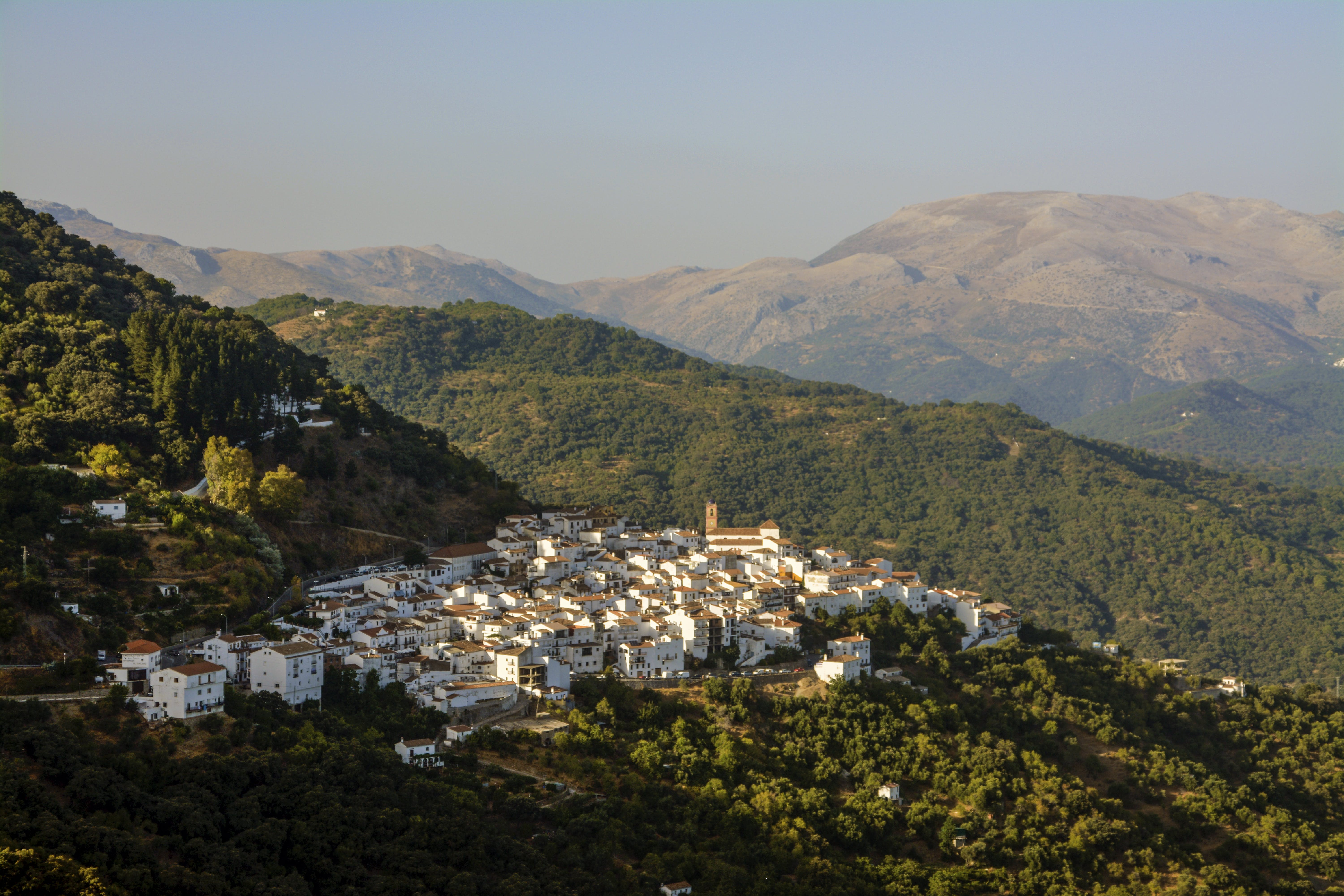 Free stock photo of andalusia, blue sky, mountains, spain