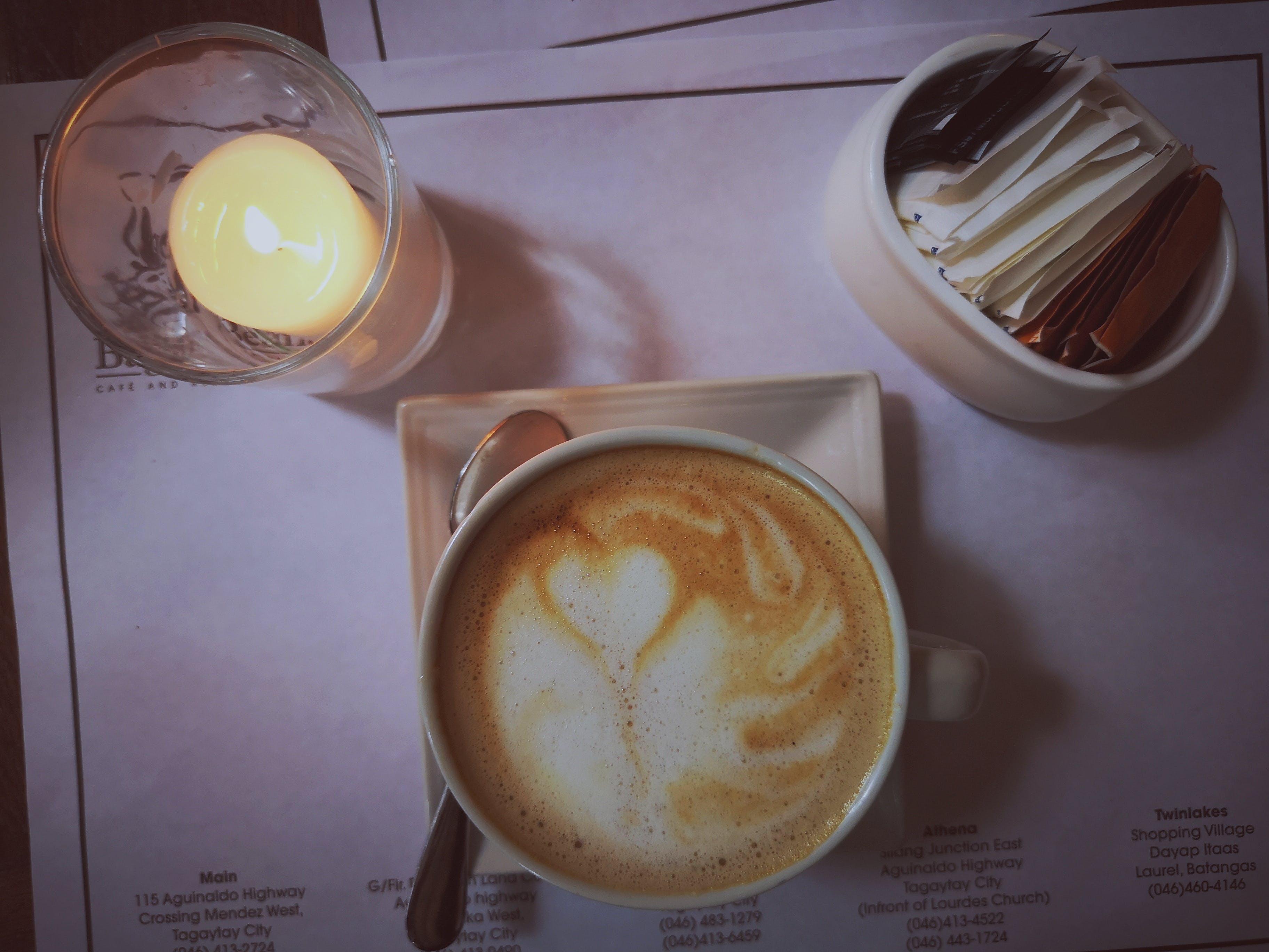 Free stock photo of latte, mocha