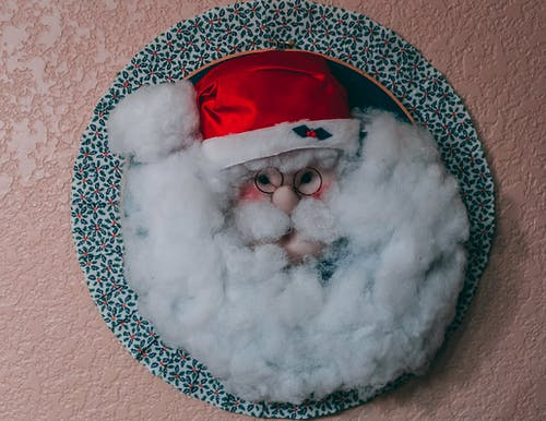 Santa Claus Decor