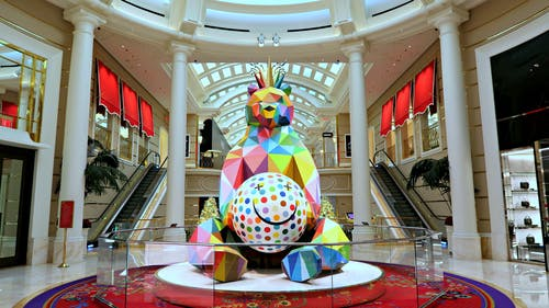 Free stock photo of art, colorful, las vegas