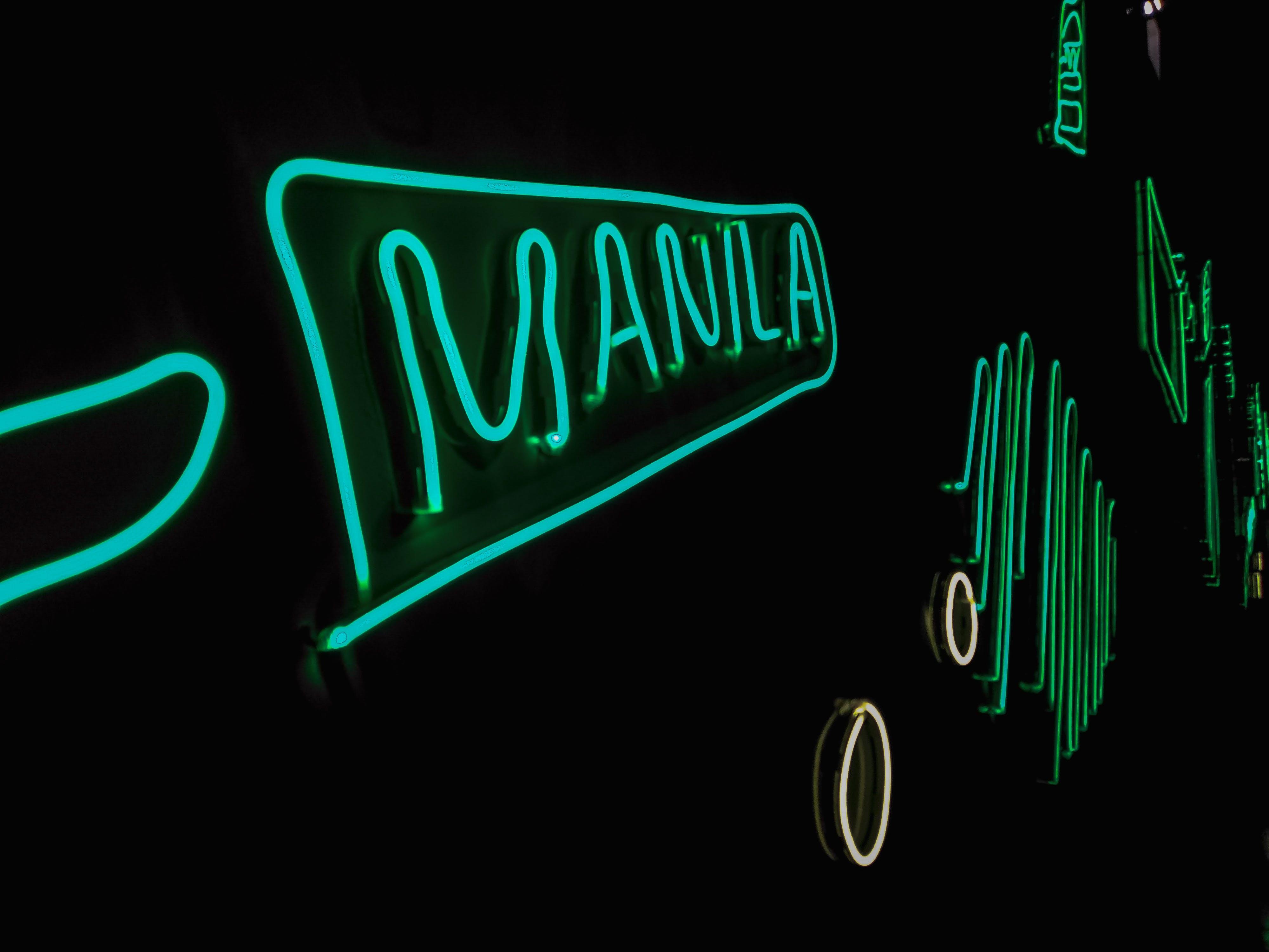 Manila Led Signage