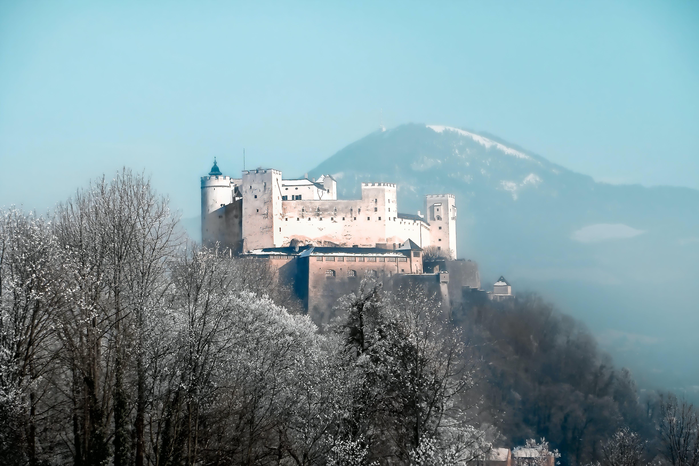 Free stock photo of architecture, austria, building, castle