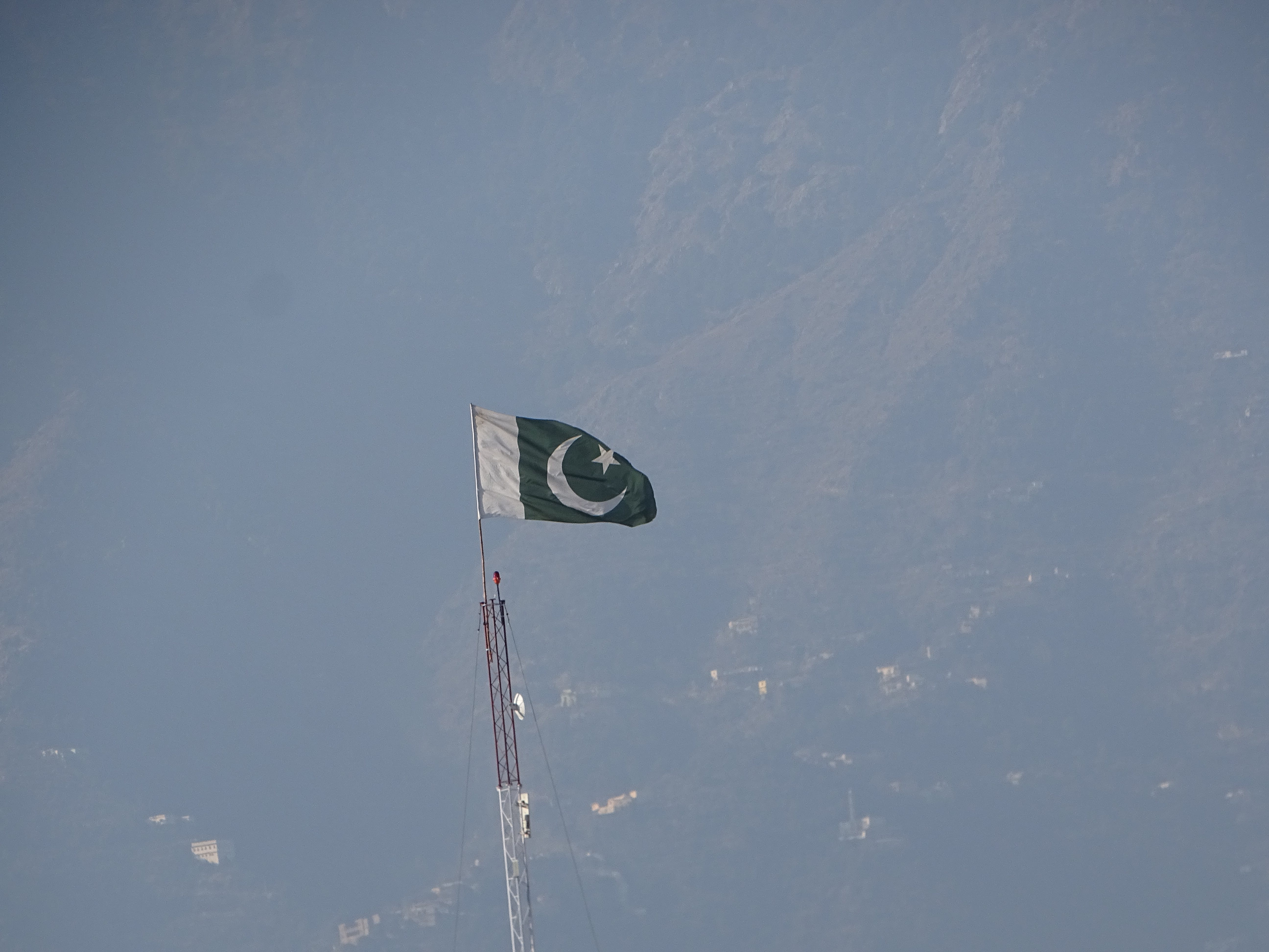 Free stock photo of country, flage, pakistan flage