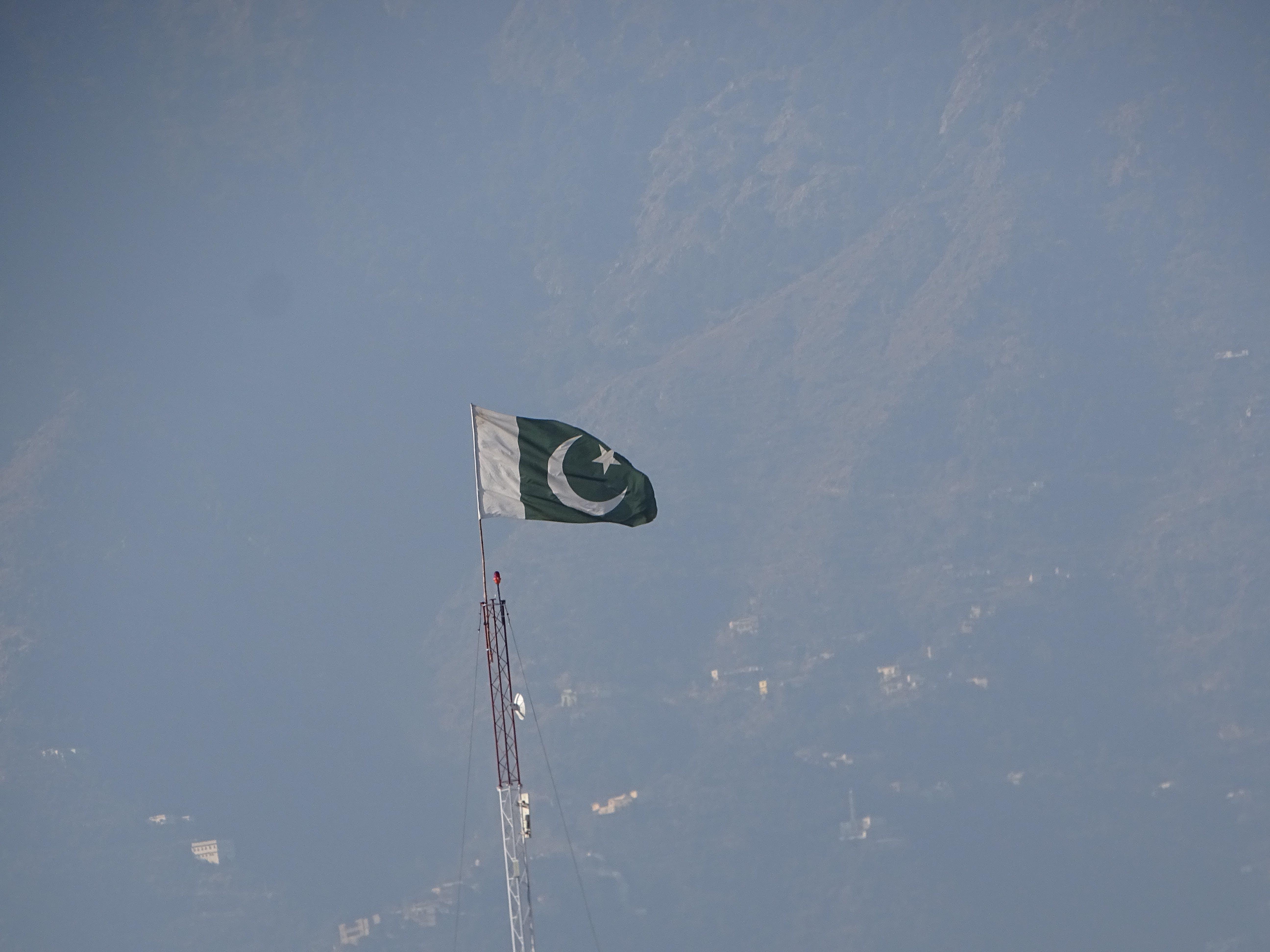 Foto profissional grátis de flage, país, paquistão flage