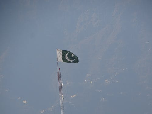 Fotos de stock gratuitas de campo, flage, flage de pakistan