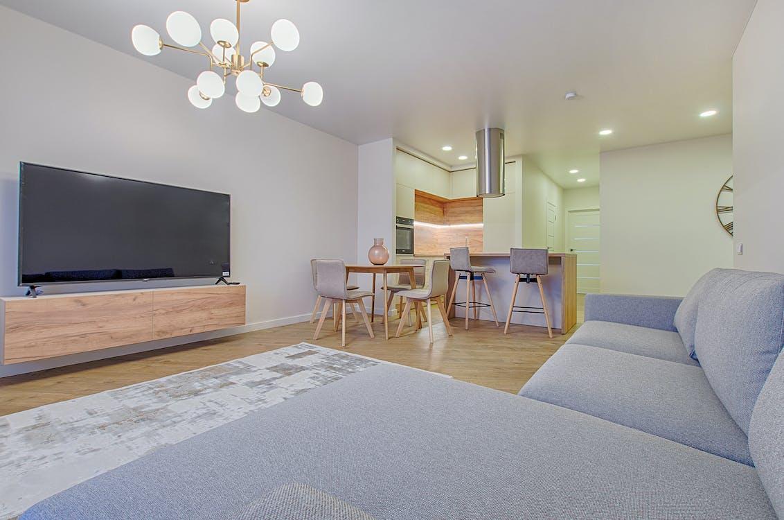 canapea, în interior, mobilă