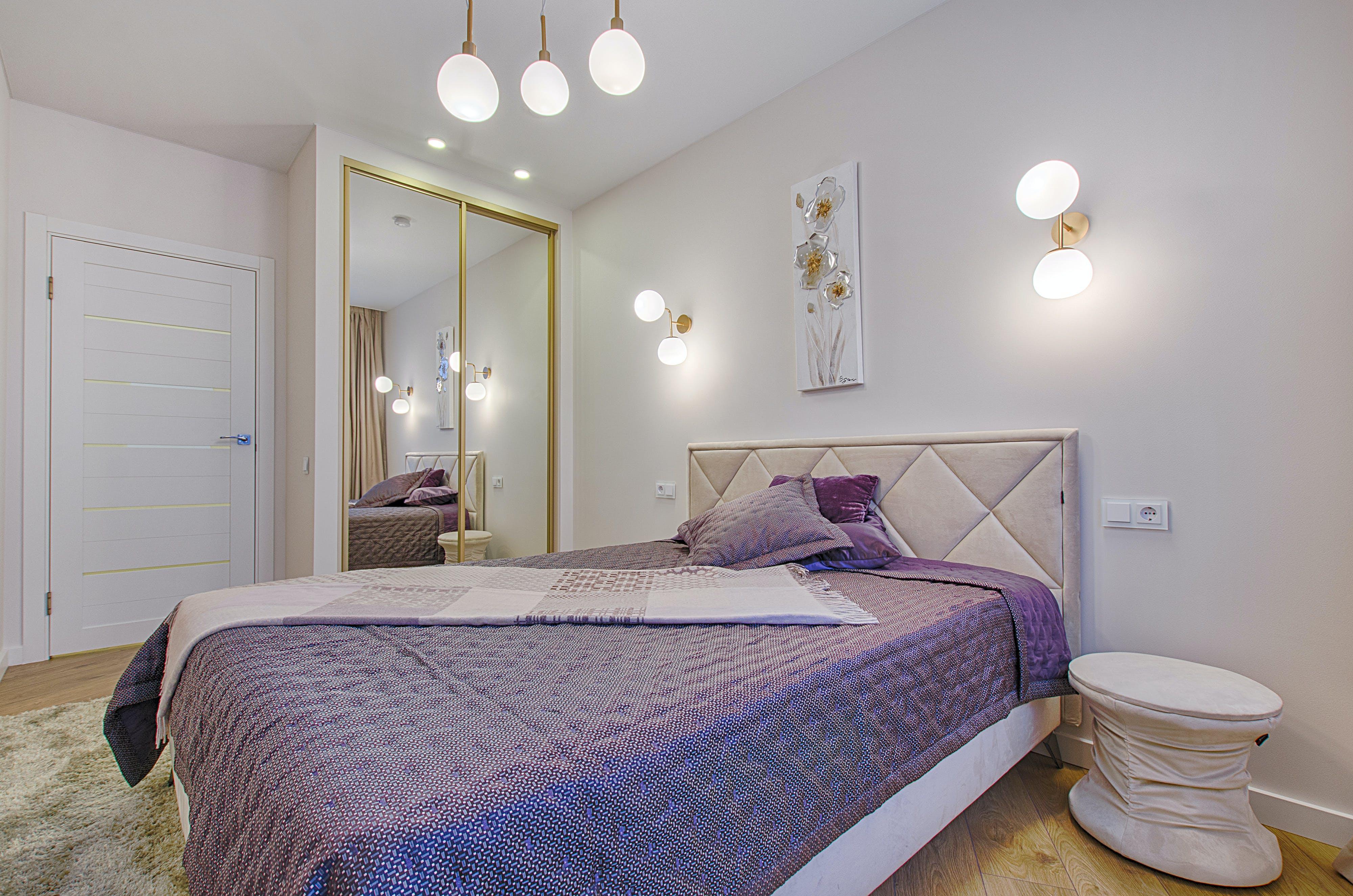 barva, deka, design interiéru