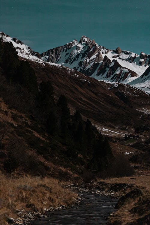 Fotobanka sbezplatnými fotkami na tému chladný, denné svetlo, HD tapeta, hora
