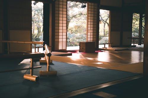光, 光と影, 日本, 日本庭園の無料の写真素材