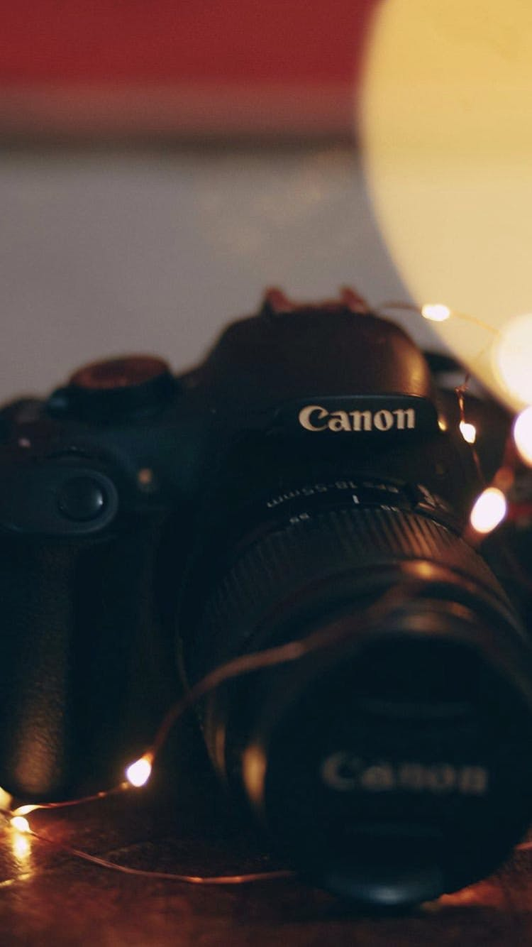 Free stock photo of 4k wallpaper, android wallpaper, canon, fairy lights