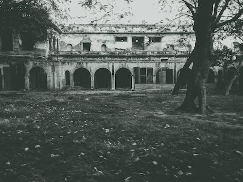 Gratis lagerfoto af arkitekt, arkitektonisk, forladt bygning, fort